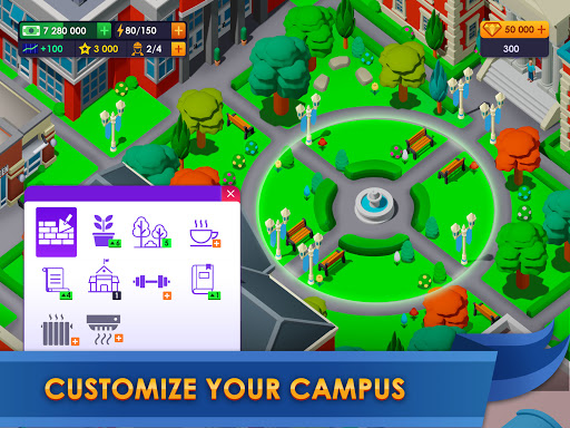 University Empire Tycoon - Idle Management Game 0.9.5 screenshots 10