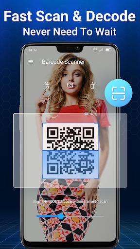 QR Code Scan & Barcode Scanner  screenshots 1