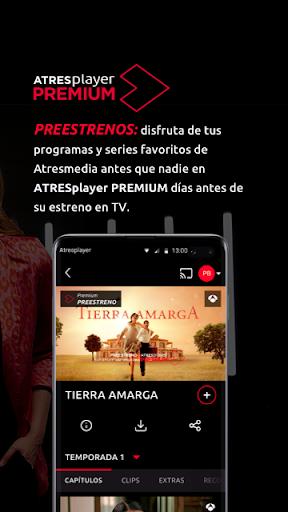 ATRESplayer - Series, pelu00edculas y TV online apktram screenshots 7