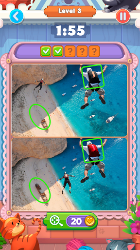 I Spotted It: Find All the Differences!  screenshots 3