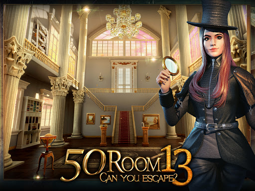 Can you escape the 100 room XIII
