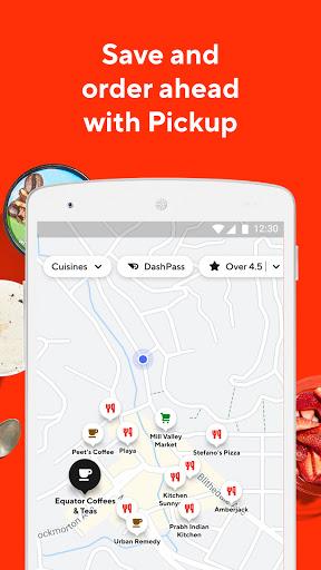 DoorDash - Food Delivery  Screenshots 5