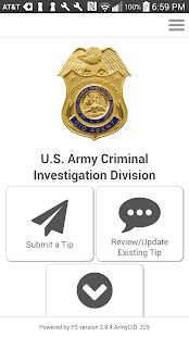 Army CID Tips