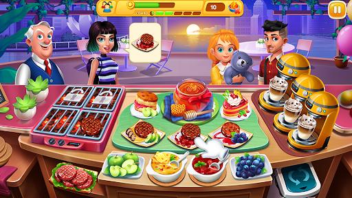 Cooking Talent - Restaurant fever 1.1.7 screenshots 1