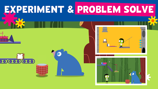 play and learn engineering: educational stem games screenshot 2