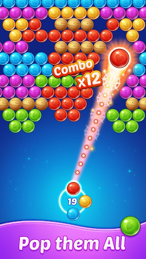 Bubble Shooter Pop - Blast Bubble Star  screenshots 3