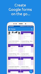 FormsApp 6.2 APK (Mod) Newest 1