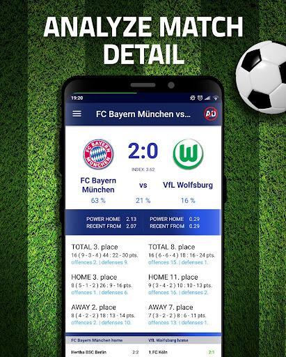 Football Predictions : Free Betting Tips All Today 3.1 Screenshots 2