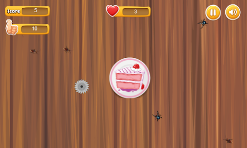 Defend Cake – from bugs Game Hack Android and iOS 1