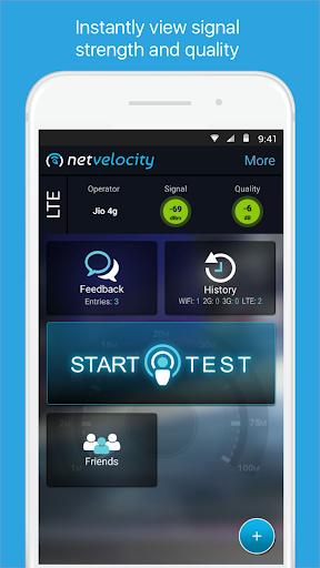 NetVelocity  screenshots 1