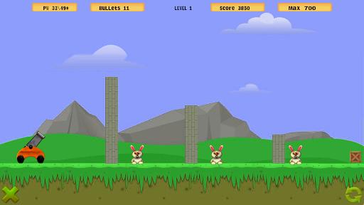Take The Rabbit: Shooting game 1.0.13 screenshots 2