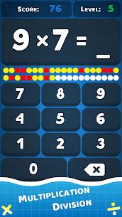 Math problems: mental arithmetic game 6