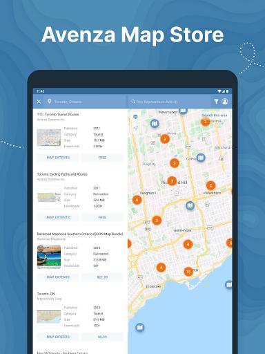 Avenza Maps: Offline Mapping  Screenshots 12