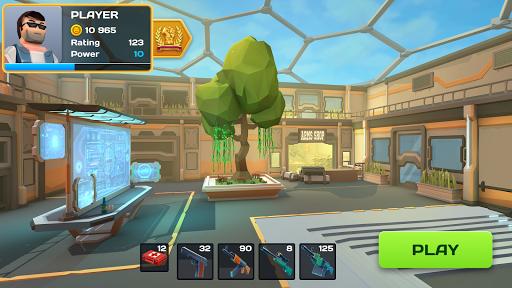 Télécharger 4 GUNS: Online Zombie Survival APK MOD (Astuce) screenshots 1