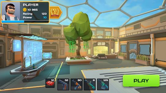 4 GUNS: Online Zombie Survival Mod Apk 1.04 (God Mode) 1