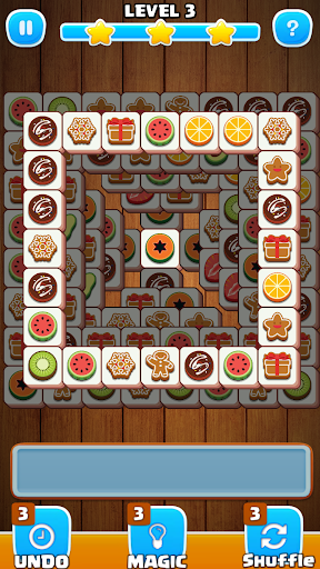 Tile Match Sweet - Classic Triple Matching Puzzle  screenshots 16