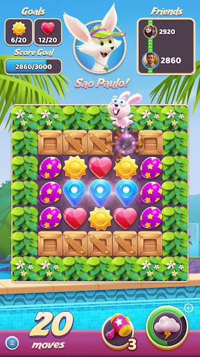 Wonderful World: New Puzzle Adventure Match 3 Game  screenshots 5
