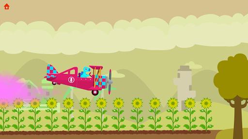 Dinosaur Farm - Tractor simulator games for kids screenshots 7