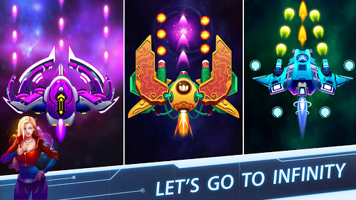 Infinity Attack - Free Shooting Games  screenshots 1