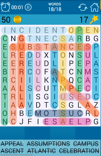Word Search android2mod screenshots 6