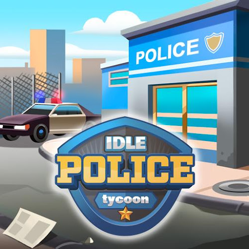 Idle Police Tycoon - Cops Game 1.2.1