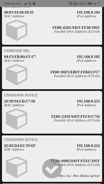 Imágen 5 de sysAdmin ToolBox para android