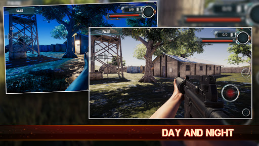 Black Commando Special Ops - FPS Offline Shooting screenshots 6