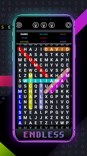 Endless Word Search  screenshots 11