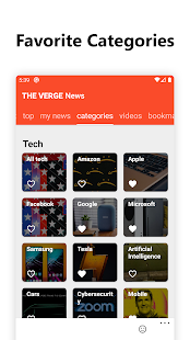 Tech News from The Verge