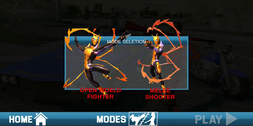 Flying Spider Hero Two -The Super Spider Hero 2020 apklade screenshots 2