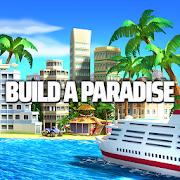 Tropic Paradise Sim: Town Building City Game