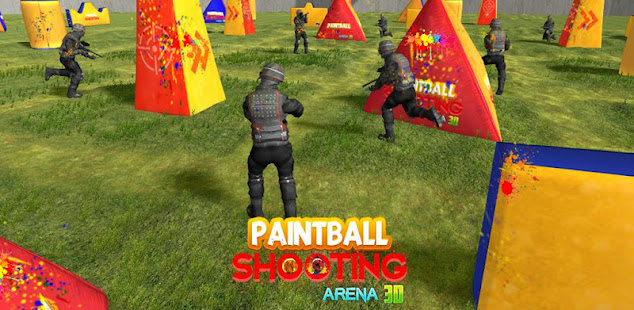 paintball shooting arena3d : army striketraining hack