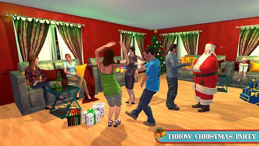Rich Dad Santa: Fun Christmas Game  Screenshots 5