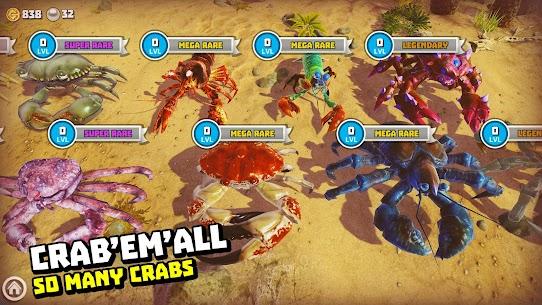King of Crabs MOD APK 1.13.0 (Unlocked Crabs) 3