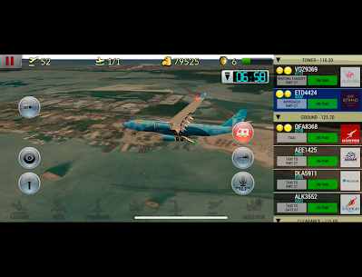 Unmatched Air Traffic Control MOD APK (Unlimited Money) 2