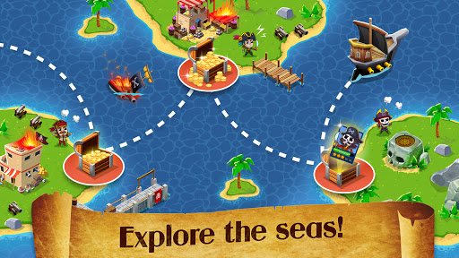 Idle Pirate Tycoon  screenshots 18