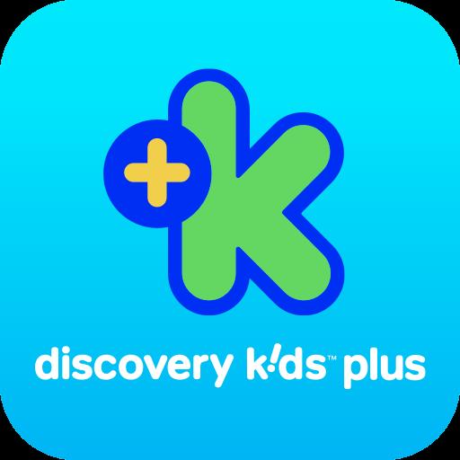 Discovery Kids Plus - Desenhos animados e jogos