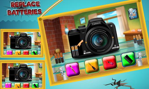 Camera Repair Shop Game 1.0.2 screenshots 1