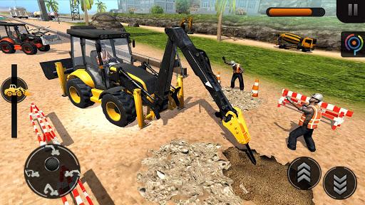 Beach House Builder Construction Games 2021 screenshots 2