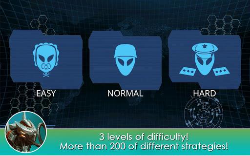 X-CORE. Galactic Plague. Offline Strategy game. 1.26 Screenshots 6