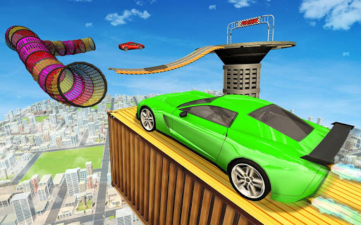 Racing Car Stunts On Impossible Tracks: Free Games screenshots 1