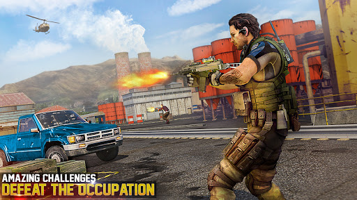 FPS Encounter Shooting: New Shooting Games 2021  Screenshots 5
