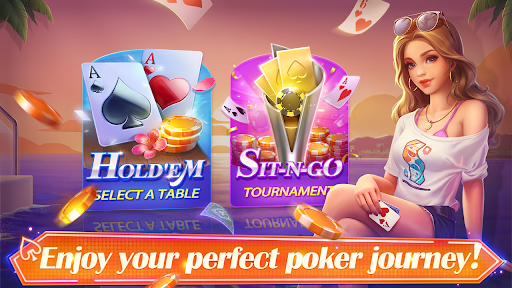 Poker Journey-Texas Hold'em Free Game Online Card 1.007 screenshots 1