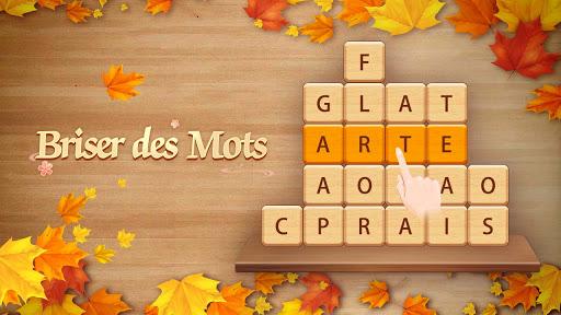 Briser des Motsuff1aJeu de Puzzle les Blocs de Mots 2.151 screenshots 8
