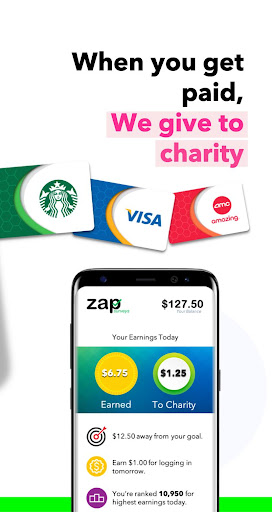 Zap Surveys - Earn Money and Gift Cards 1.0.1.7 Screenshots 8