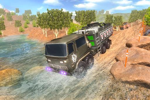 Offroad Mud Truck Simulator 2020: Dirt Truck Drive 1.8 Screenshots 15