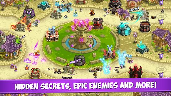 Kingdom Rush Vengeance - Tower Defense Game Unlimited Money