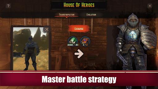 Azedeem: Heroes of Past. Tactical turn-based RPG. 1.0.62.04 screenshots 12
