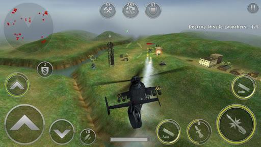 GUNSHIP BATTLE: Helicopter 3D 2.8.11 screenshots 2