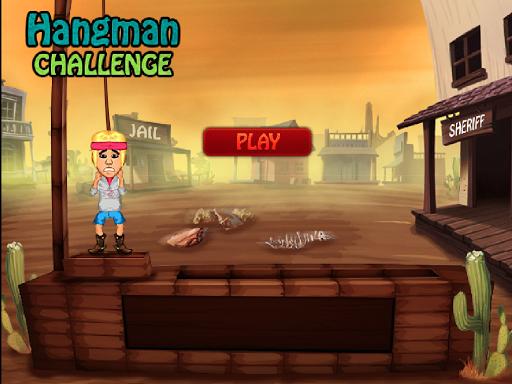 hangman hanging challenge free screenshot 2